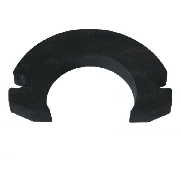 Полукольцо резиновое 0411.03.023.094  h=11 мм  МЛЗ