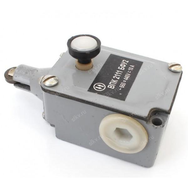 Выключатель путевой ВПК-2111 с фиксацией